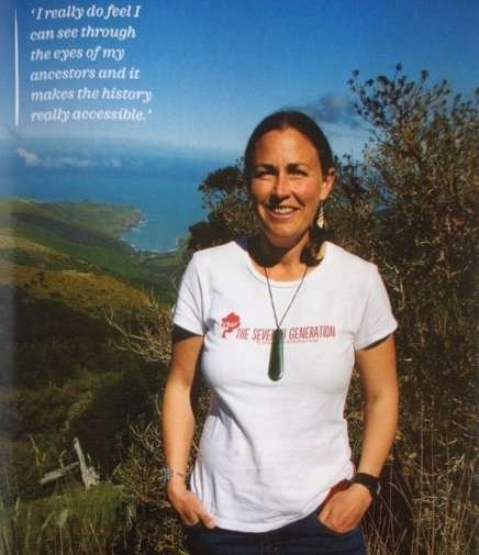 Marie Haley Conservationist – Latitude Magazine – Life on the Wildside, Akaroa