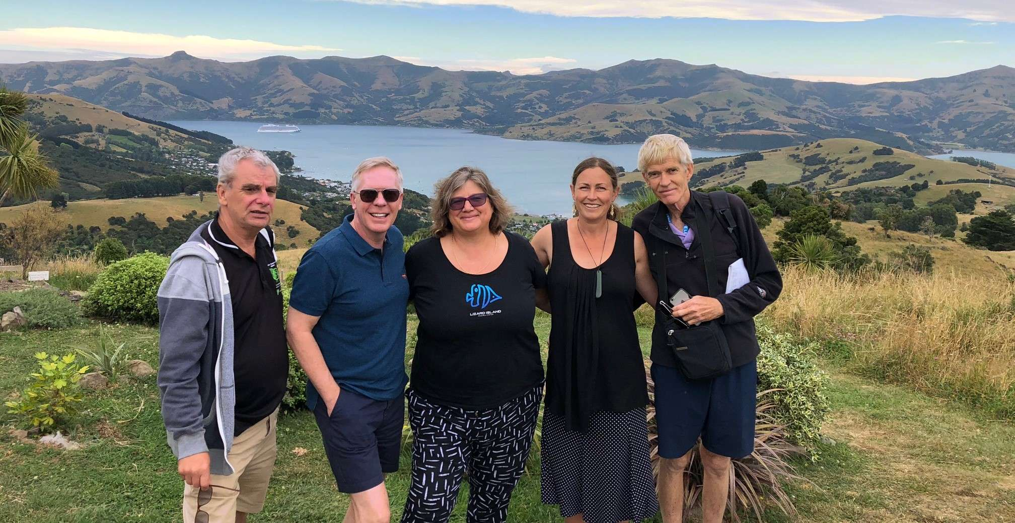 The Australian Magazine Writes about Marie Haley and The Seventh Generation Tour Akaroa
